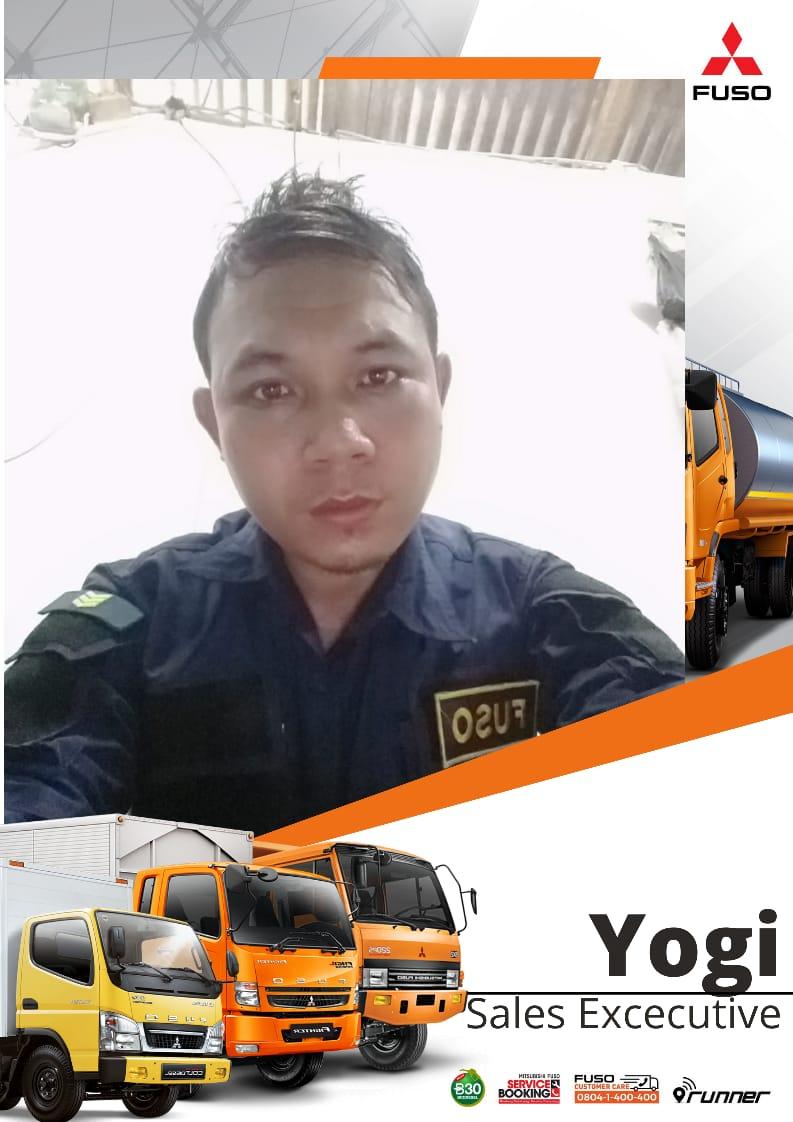 YOGI ISKANDAR